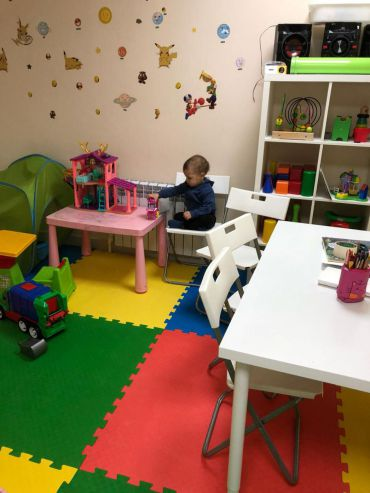 Творческая комната для детей KESEA KIDS #11