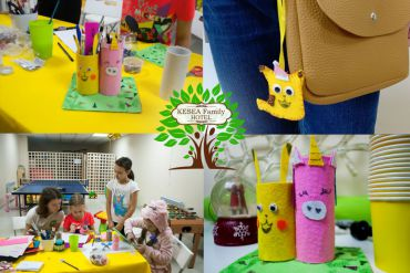 Творческая комната для детей KESEA KIDS #5