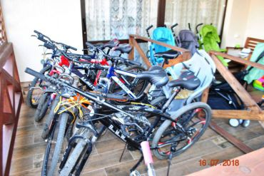 Rental of bikes #3
