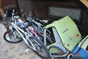 Rental of bikes #4