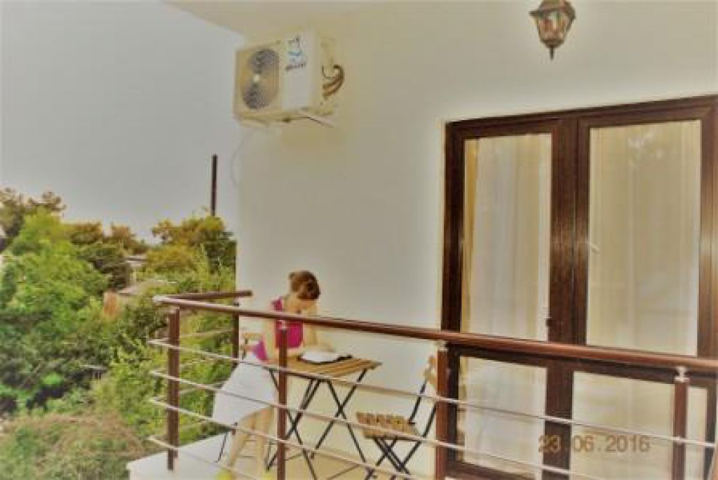 Double room Comfort with a balcony